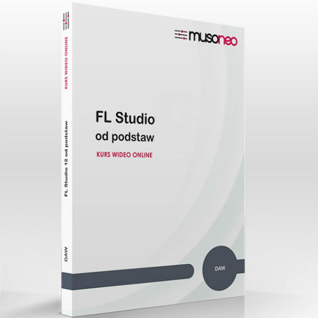 FL STUDIO 20 - kurs video online
